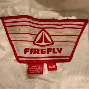 Firefly Other - White Firefly Women's Snowpants, Size Medium